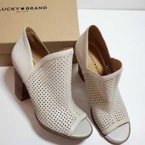 New Lucky Brand Ankle Boots
